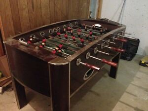 Sportscraft Fooseball table