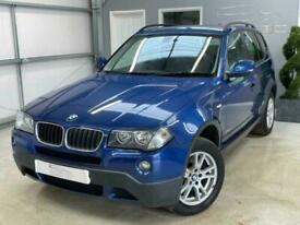 image for 2010 BMW X3 XDRIVE18D SE Estate Diesel Manual