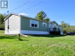 6 Year Old Mini Home on 1.2 Acres!!