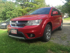 2013 Dodge Journey,Low Kilos,Fully Loaded,Mint Condition,7 Seats