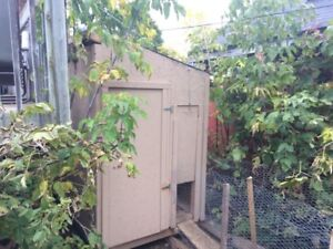 Chicken coop for sale 4x8.