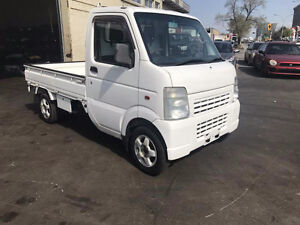 JDM Suzuki Carry Kei car 2002