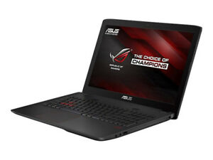 "ASUS Republic of Gamers 15.6"" Gaming Laptop with Windows 10"