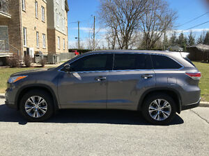 2014 Toyota Highlander AWD Convenience SUV, Crossover