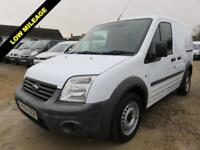 2012 61 FORD TRANSIT CONNECT 1.8 TDCI T220 SWB LOW ROOF 110 BHP ONLY 14921 MILES