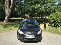 2009/59 Suzuki SX4 1.5 102ps 4x4 GL 5 Door Hatchback Black (FINANCE AVAILABLE)