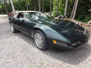 1994 Corvette Convertible Awesome Condition
