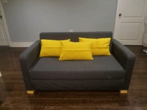 Ikea Solsta Couch with Bed