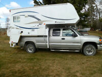 Adventurer 86SBS Truck Camper