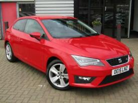 2015 SEAT LEON 1.4 TSI ACT 150 FR 3dr [Technology Pack]