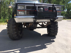 1980 GMC JIMMY 4X4