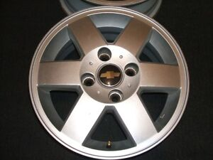 "SET (4) 2004 Chevy Optra. Mags. 14"".....4x114.3"
