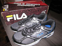 Running Shoes, Fila, size 8, Brand new in Box