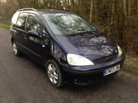 FORD GALAXY 1.9TD ( 130ps ) GHIA DIESEL 7 SEATER