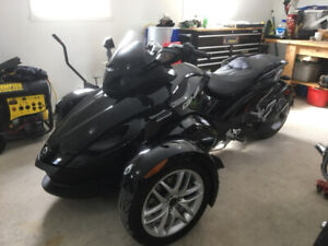 2013 Can Am Spyder RS SM5