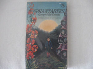 Phantastes-George MacDonald-1970 Ballantine First edition