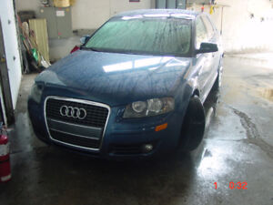 2007 Audi A3 Leather/cuir   PREMIUM Hatchback WITH SPORT PACK...