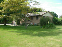 Family house in the country - over 10 acres