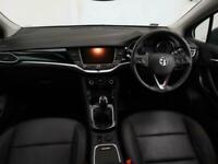 2018 Vauxhall Astra 1.6T 16V 200 Elite Nav 5dr HATCHBACK Petrol Manual