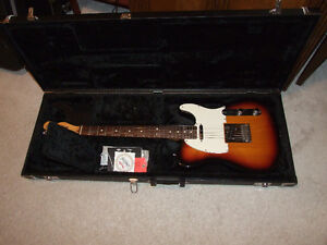 For Sale Or Trade 1999 USA Fender Telecaster And Case