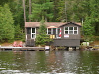 Hardy Bay Club Cottage on Island French River