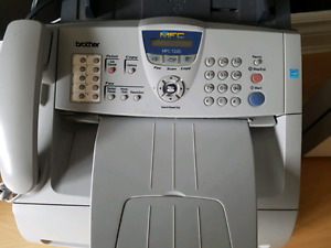 Brother mfc7220 Printer fax scanner copper phone all in one