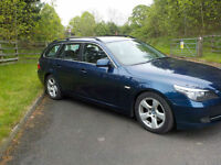 BMW 520 2.0TD 2008MY d SE Touring, CHEAP P/X POSS