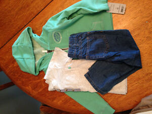 NWT Carters/OshKosh lot 24 months