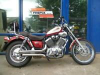 Yamaha XV535 XV 535 Virago 1997 Red *