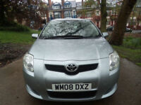 Toyota Auris 1.6 VVT-i TR*ZERO FINANCE AVAILBLE*3 MONTHS WARRANTY FREE