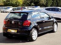 2010 60 VOLKSWAGEN POLO 1.4 SEL 3DR 85 BHP