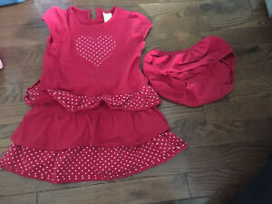 GIrls size 2T LOT