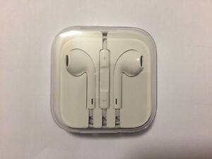 Genuine Original Apple Earpods with Remote and Mic for iPhone