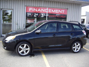 2005 Toyota Matrix TRD Berline