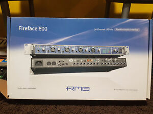 Fireface 800 Interface