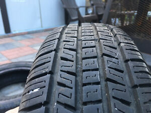 Uniroyal Tiger Paw 13 inch Tires - Excellent Condition