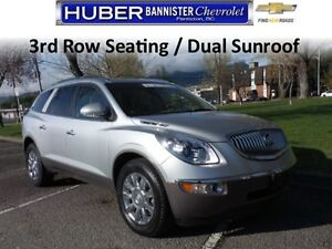 2011 Buick Enclave CXL/Sunroof/Rear Camera