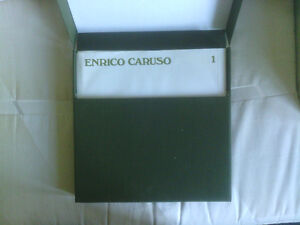 Enrico Caruso Box Set 12 LPs Red Seal North Shore Greater Vancouver Area image 6