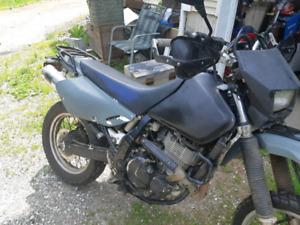 2005 Suzuki DR650 enduro