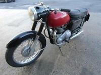 AJS/MATCHLESS 600cc 1960 SAME OWNER FOR OVER 30 YEARS IDEAL PROJECT
