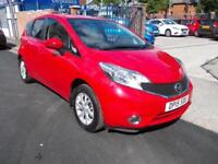Nissan Note 1.2 ( 80ps ) ( Style Pack ) Acenta