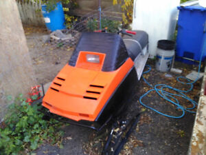 377cc skidoo for sale