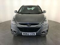 2012 62 HYUNDAI IX35 PREMIUM CRDI 4WD DIESEL FINANCE PART EXCHANGE WELCOME