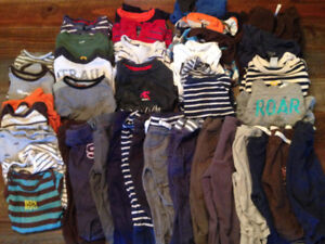 12 month fall/winter boys clothes