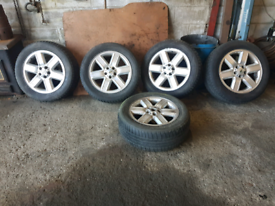 Range Rover Alloys wheels 19 inch