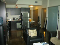 Gorgeous Furnished 2 bedroom Condo For Rent