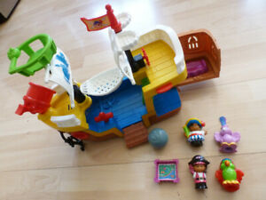 Fisher Price Little People Pirates