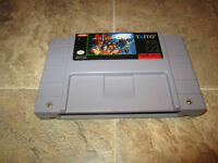 Lufia and The Fortress of Doom SNES (READ DESCRIPTION FIRST)