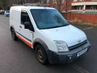 Ford TRAN CONNECT L 220 TD SWB. MOT, 10/2018. NO VAT. NO FAULTS, DRIVES SPOT ON.