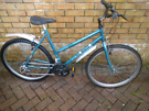 Townsend 20inch frame, 26 wheels, 10 speed, beautifully